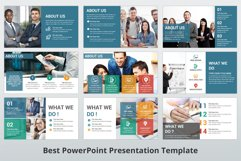 Best multipurpose PowerPoint Presentation Template Product Image 5