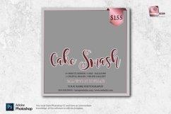 Cake Smash Mini Sessions Template Product Image 2