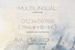 Nectar Typeface Product Image 3