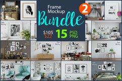 Frame Mockup Bundle Vol. 2 Product Image 1