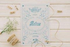 Milissa story script font Product Image 5