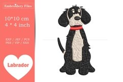 Dogs - Mini Bundle - Embroidery Files Product Image 3