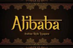 Web Font Alibaba Product Image 1