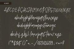 Smalltown handwritten font Product Image 5