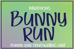 BUNNY RUN Product Image 1