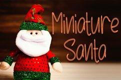 Dream Santa - Brush Typeface Font Product Image 4