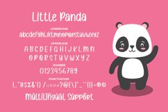 Little Panda - a Quirky Font Product Image 4