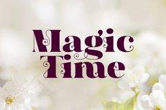 Hallie - Bold Classic Font Product Image 3