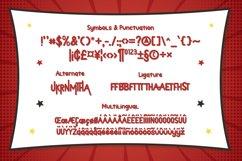 Coming Sans - Playful Handwritten Font Product Image 5