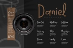 Heydoes - Handwritten Display Font Product Image 5