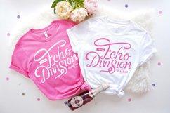 Bachelorette Mockup|Bella Canvas 3001|Couple Shirt Mockup Product Image 1