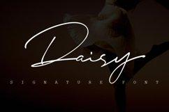 Daisy Signature font Product Image 1
