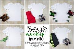 Boy's Mockup Bundle Product Image 1