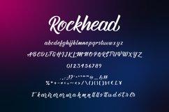 Rockhead Script Product Image 6