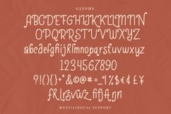 Web Font Kafterina - Fancy Casual Fonts Product Image 4
