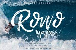 Rowo Typeface + Bonus Product Image 1