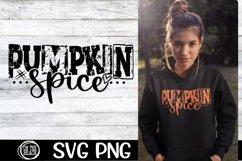 SVG - Pumpkin Spice - SVG PNG EPS DXF Product Image 1