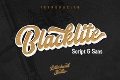 Blacklite - The Bold Script & Sans Product Image 1