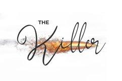 Vilona Calligraphy Script Font Product Image 5