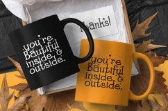 Rougthin Font Product Image 2