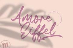 Amore Eiffel - A Beauty Handwritten Font Product Image 1