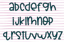 Potato Tomato - A Cute Handwritten Font Product Image 2