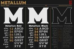 Metallum - Serif font Family Product Image 5
