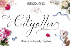 Cityallir Script Product Image 1