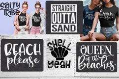 SVG BEACH BUNDLE - 24 Designs - SVG PNG EPS DXF Product Image 5