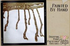 Dripping Paint Photoshop Brushes Product Image 2