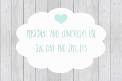 Be my valentine Mustache svg, dxf, png, eps Product Image 3