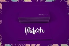 Nebreta | Modern Script Font Product Image 4
