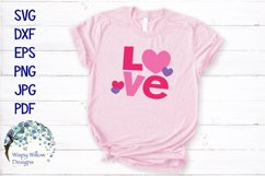 Love | Valentine's Day SVG Product Image 1
