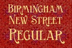 Birmingham New Street Regular Product Image 1