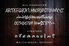 Hormath - Spooky Themed Typeface Product Image 5