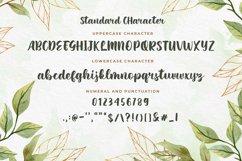 Beautiful Script Font - Bertha Melanie Product Image 5