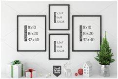 Christmas Frame Mockup Bundle Product Image 3