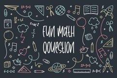 Web Font Classroom - Fun Handwritten Font Product Image 6