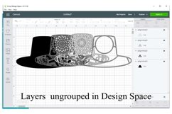 Thanksgiving Mandala SVG Bundle - 3D Layered Mandalas Product Image 3