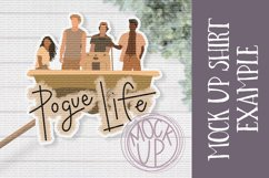 Pogue Life PNG File / Sublimation Clipart File Product Image 3