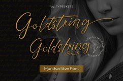 Goldstring Product Image 1