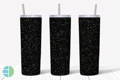 Skinny Tumbler Sublimation Design - Confetti - Customizable Product Image 4