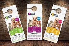 Pet Shop & Care Centre Door Hanger Product Image 1