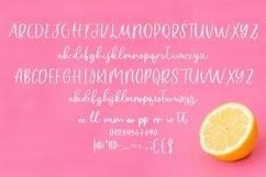 Web Font Lemon Night Font Duo Product Image 3