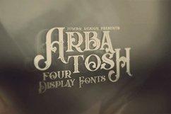 Arbatosh - Display Font Product Image 2