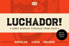 Luchador Product Image 1