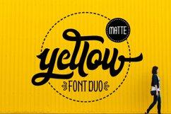 Yellow Matte Product Image 1