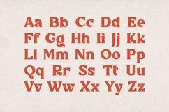 Eugello - Unique Display Font Product Image 4