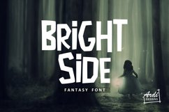 Bright Side font Product Image 1