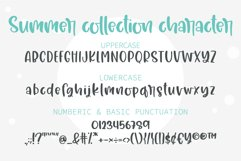 Summer Collection - A cute handwritten font Product Image 2